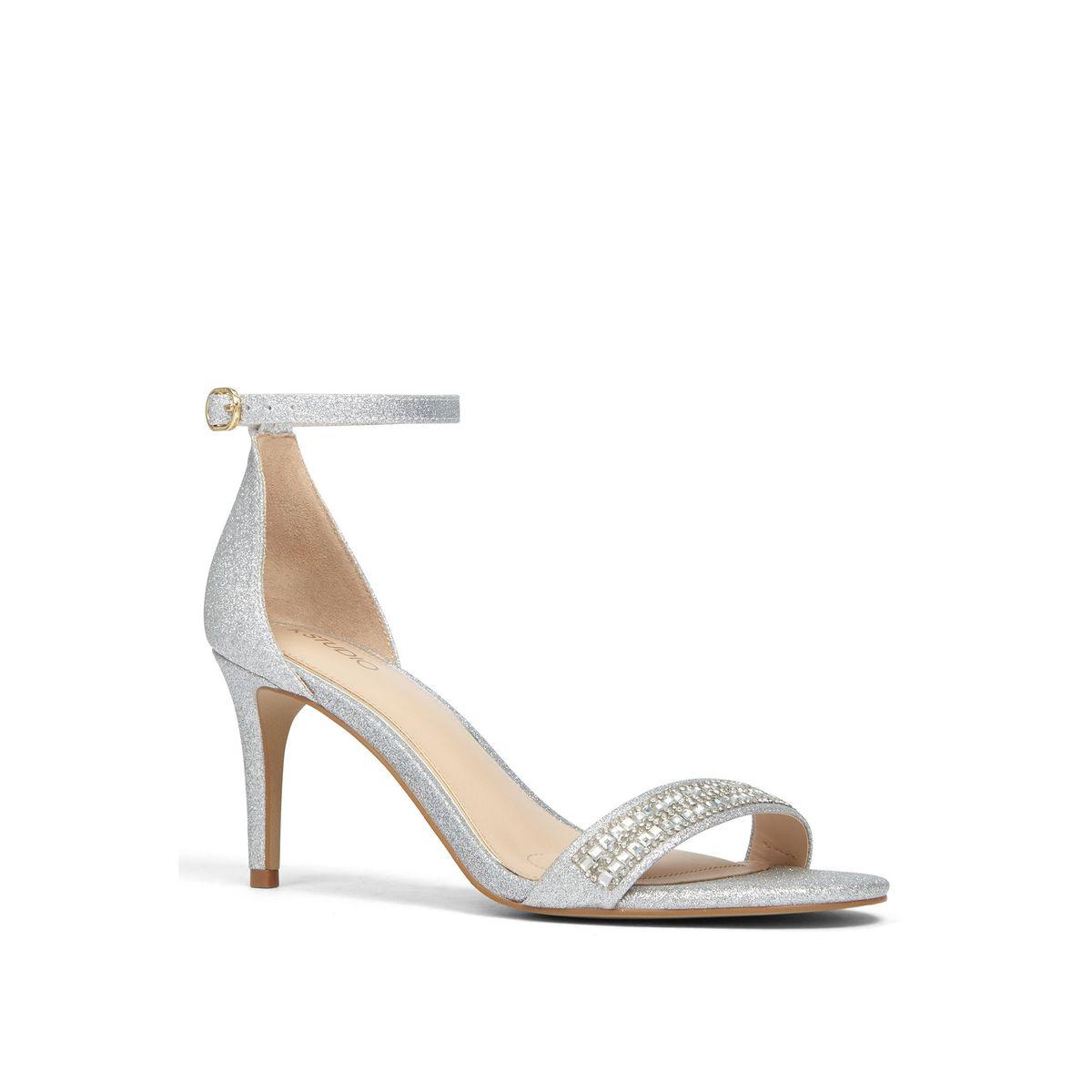 6af7df98 Elroan Silver Women's sandals | Globo Canada