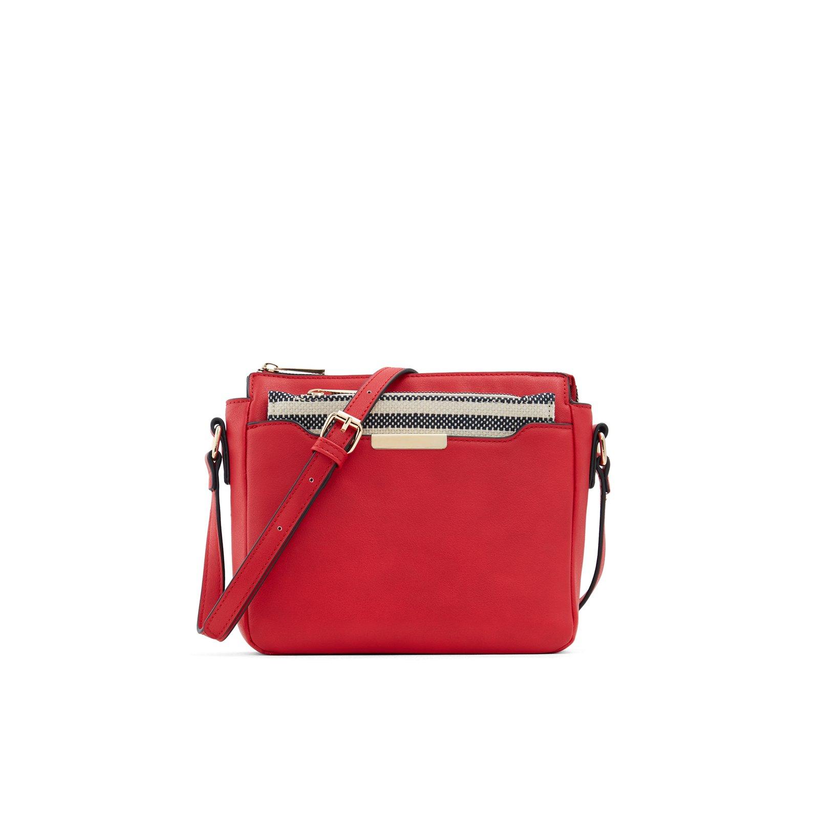 Luca Ferri Mirirella - Women's Handbags - Red photo