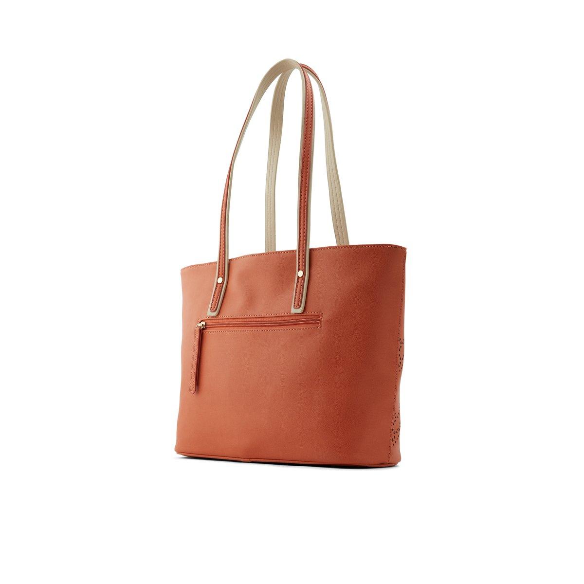 Zeadia Orange Women S Shoulder Bags