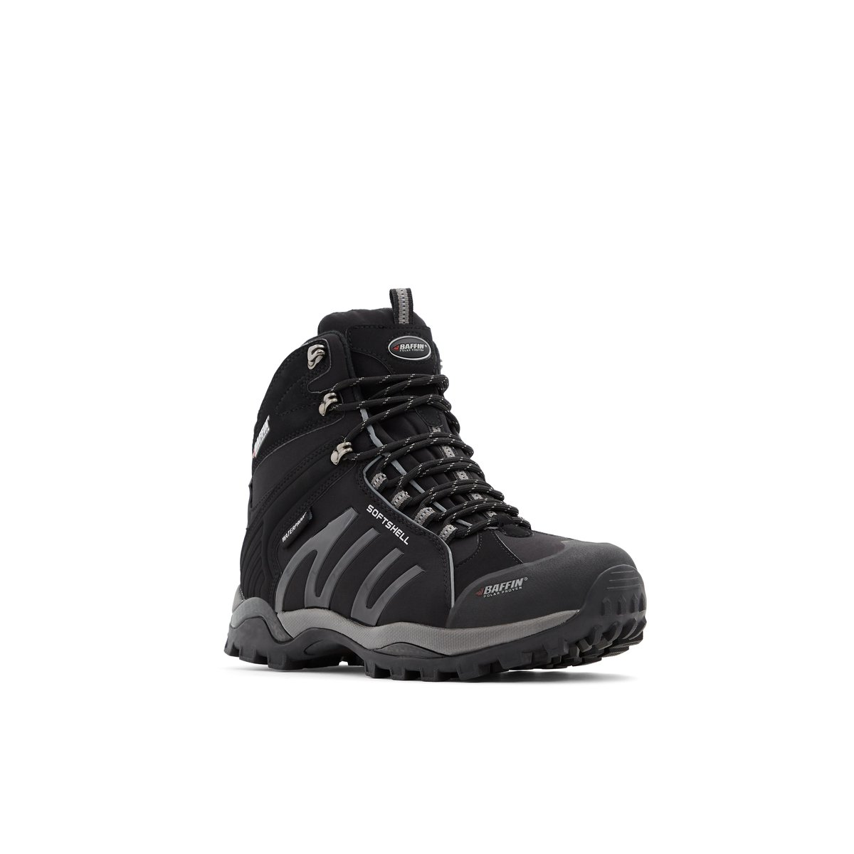 Zone-m Black Men's Winter Boots | Globo Canada